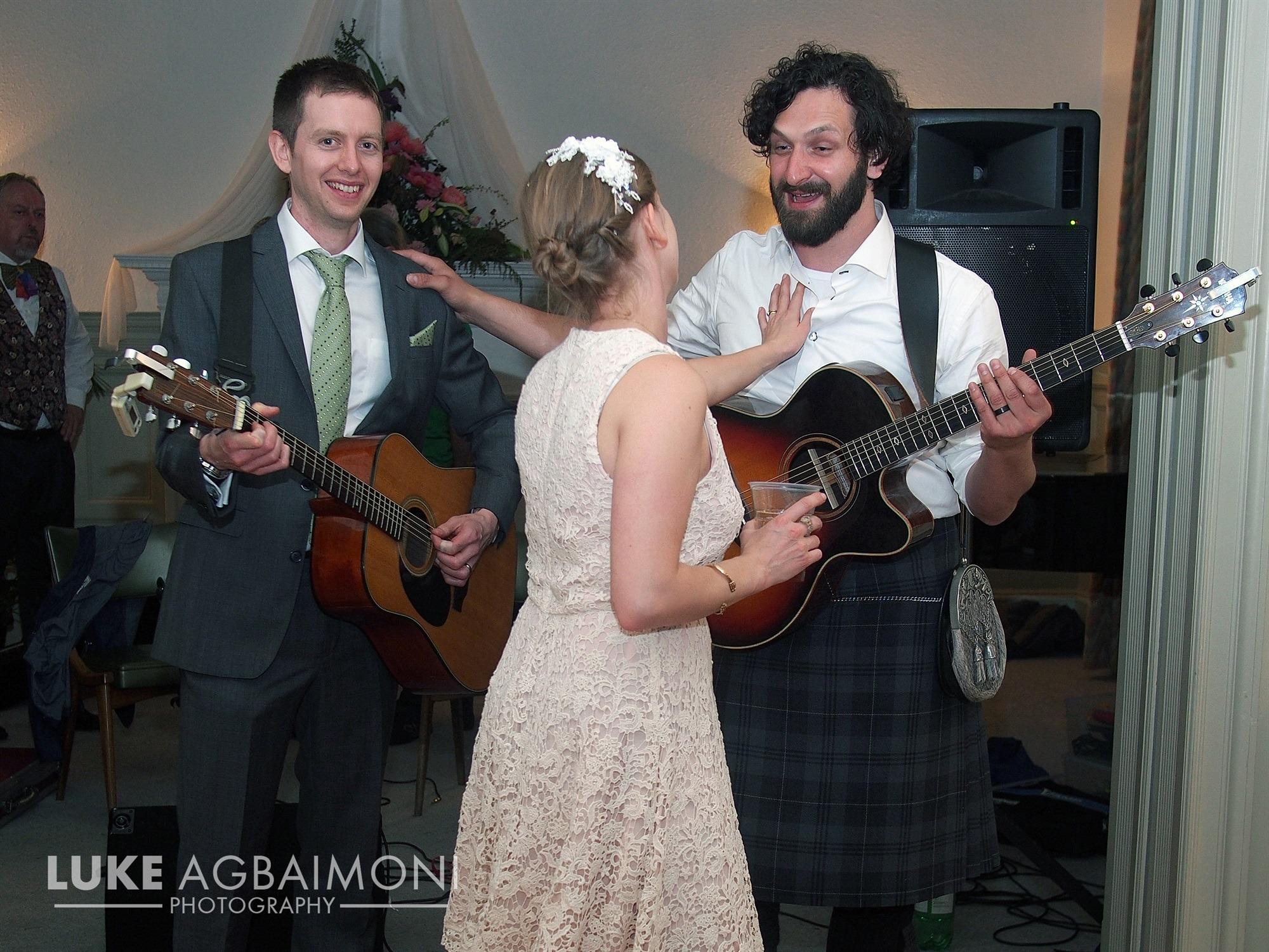 Ellie and Howard Wedding