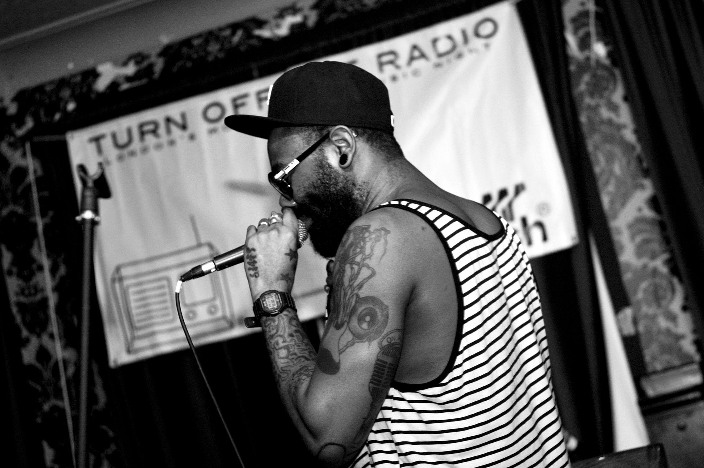 Turn Off The Radio Event