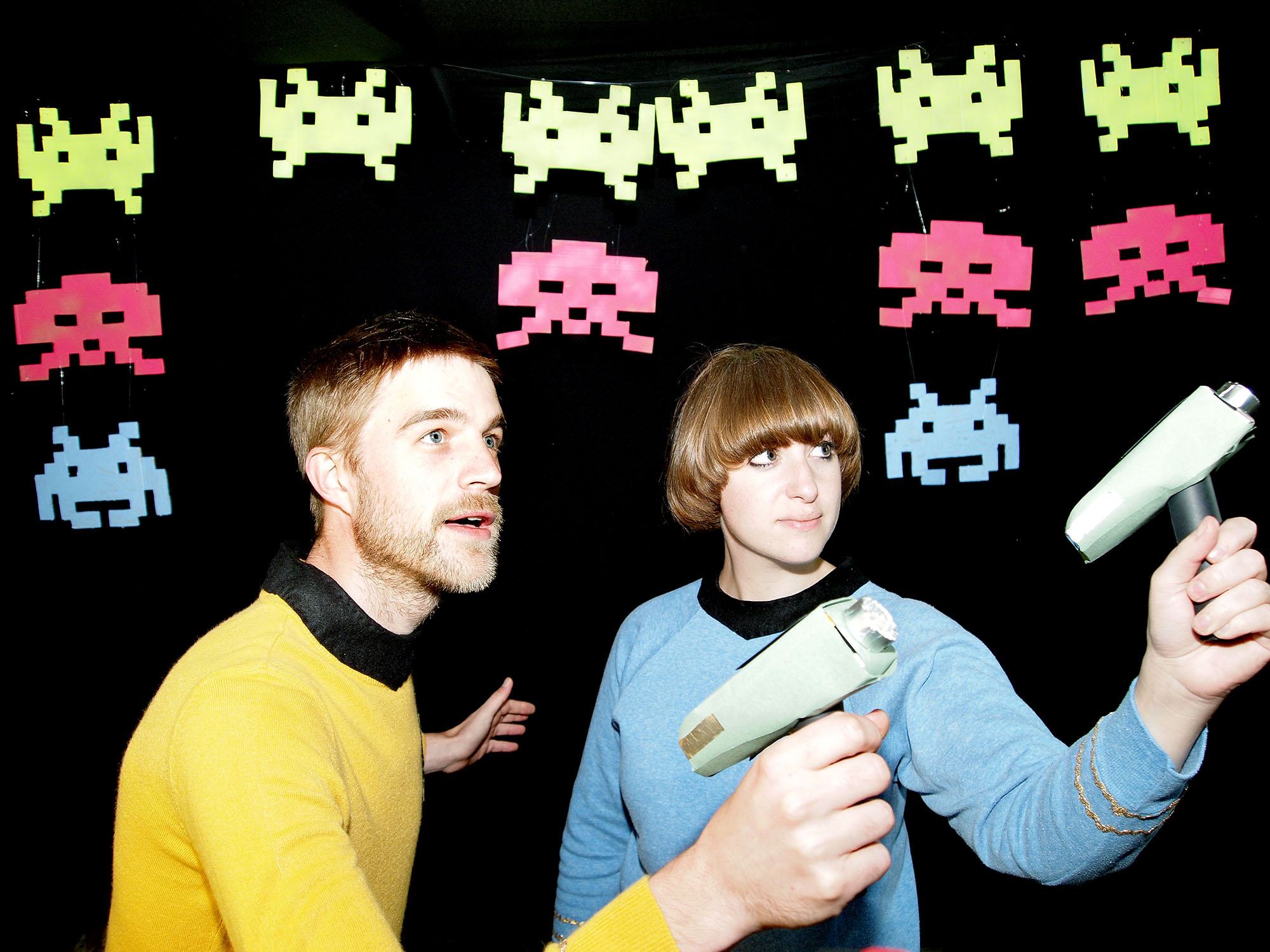 Space Invaders – Photobooth