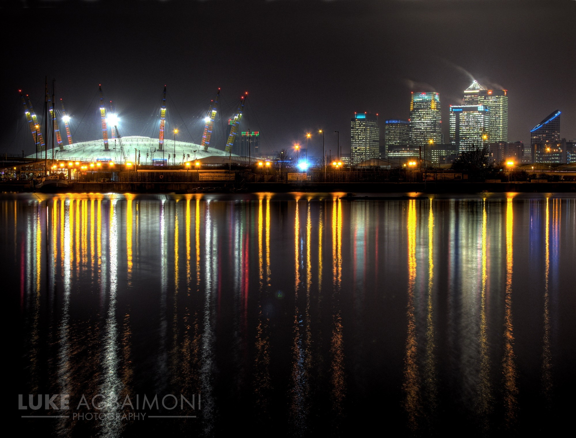 London Docklands