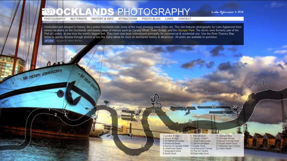Docklands Photography